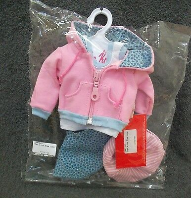 """NEW Kathe Kruse Waldorf  Clothes for Doll 14-16"""""""