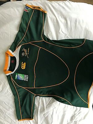 Quality South African Rugby Shirt