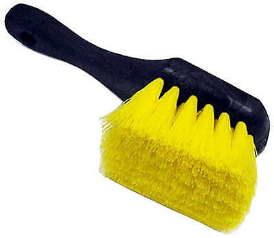 QUICKIE MFG 8-1/2 Inch Professional Gong Brush