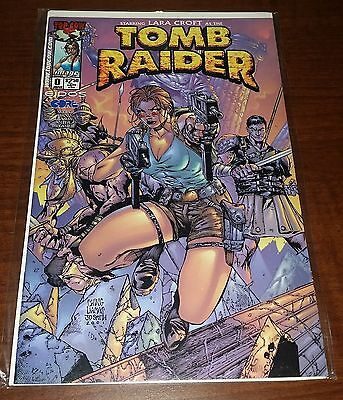 Tomb Raider #0, 1999 Top Cow / Image single issue comic