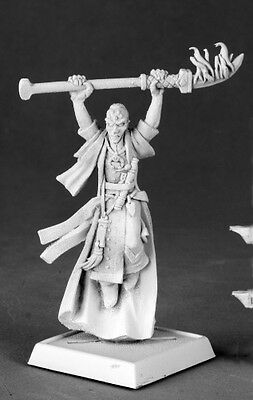 KARZOUG RUNELORD GREED - PATHFINDER REAPER miniature figurine  rpg metal 60022