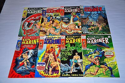 Sub-Mariner 10 13 14 15 16 17 18 19 Silver Age Lot NICE Capital City Collection