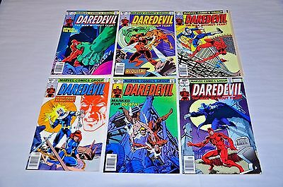 Daredevil 158-191 nearly Complete Frank Miller Run 168 Capital City Collection