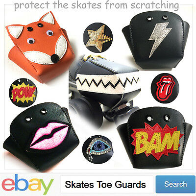 Women Roller Derby Skate Toe Guards Roller Skate Shoes/Clothes/Laces/Wheels/Tool