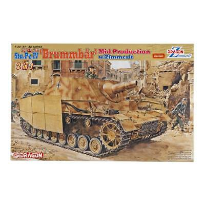 NEW Dragon Models 1/35 Stu.Pz.IV Brummbar Mid-Production 6500