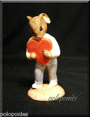 ROYAL DOULTON Sweetheart Bunnykins DB130 - Retired 1997