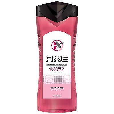 AXE Body Wash for Men, Anarchy For Her 16 oz