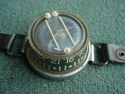 Russian military diving compass