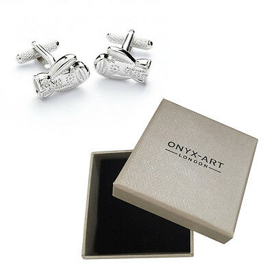 Cyprus Map Cufflinks In Case can be Engraved Personalised X2AJ835+XDCB