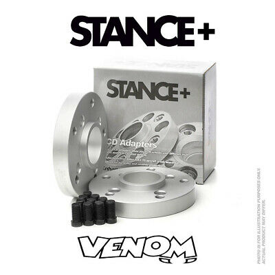Stance+ 25mm Hubcentric Wheel PCD Adapters 4x100 (57.1) M12 to 5x130 (71.6) M14