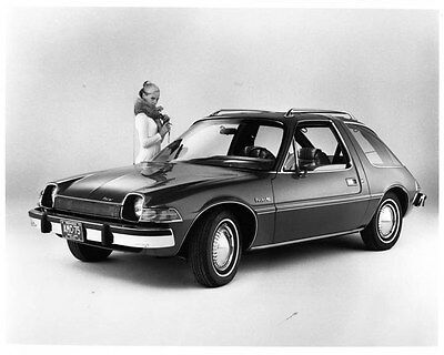 1975 AMC Pacer DL ORIGINAL Factory Photo oad7636