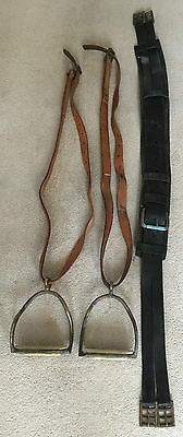 Horse GP Bridle Tack Girth Leathers Stirrup Irons Equestrian General Purpose