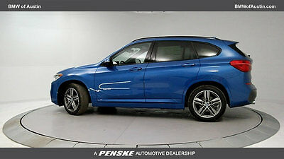 2016 BMW X1 -BMW COURTESY CAR CURRENTLY IN-SERVICE -BMW COURTESY CAR CURRENTLY IN-SERVICE BMW X1 xDrive28i-M Sport 4 dr Automatic G