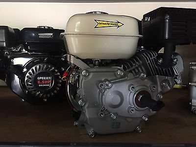 6.5Hp MOTOR  2:1 REDUCTION DRY CLUTCH GEAR BOX ENGINE Millers Falls  GO KART