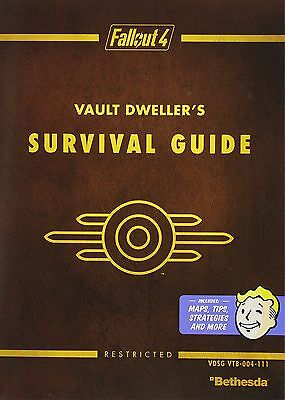 *** Official Fallout 4 Game Guide *** Vault Dweller's Survival Guide *** New ***