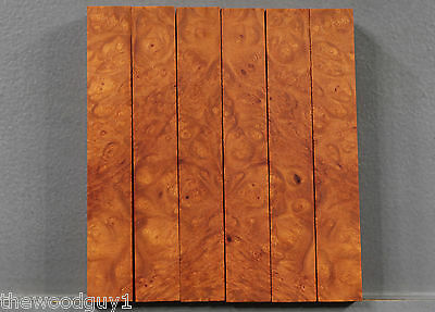 p3702 -     MADRONE BURL -  - Pen Blanks - Cooked and Stabilized