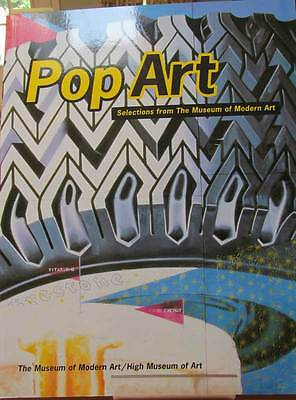 Catalog Pop Art Selections from the Museum of Modern Art 1997