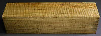 x0449  -           CURLY MAPLE Turning/Craftwood -  Kiln Dried