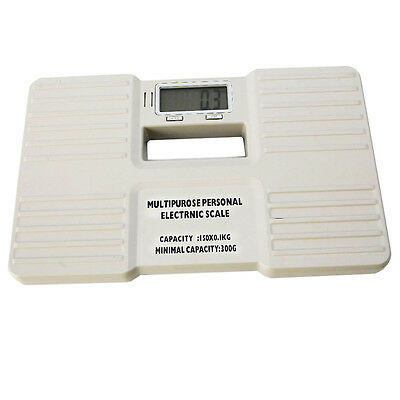 150kg/330lb New Digital LCD Electronic Weight Body Bathroom Health Scale