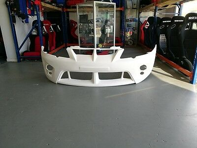 Holden VY Commodore R8 Style Front Bumper Bar body kit