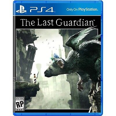 The Last Guardian PS4 New FREE SHIPPING
