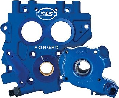 S & S Cycle 310-0731 TC3 Oil Pump And Cam Support Plate Kit