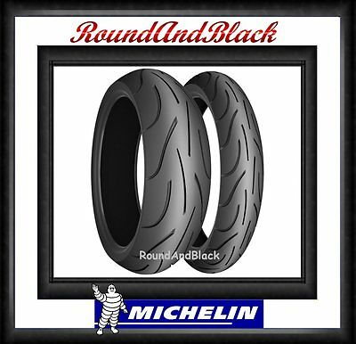 120/70-17 & 180/55-17 Michelin Pilot Power YAMAHA FZR 750 R Motorcycle Tyres SET