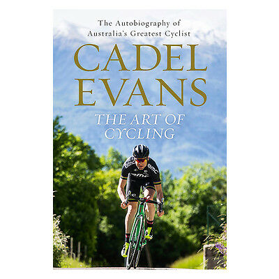 Cadel Evans | The Art of Cycling Autobiography