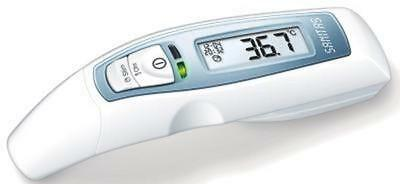 Sanitas SFT 65 Multifunktions-Thermometer  Fieberthermometer