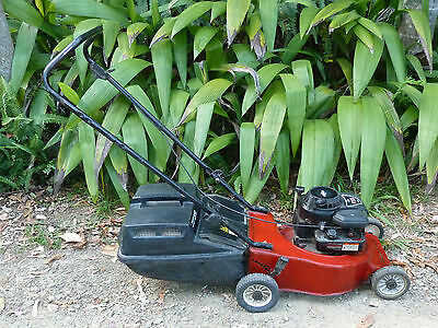 Victa? 4 stroke push mower with catcher