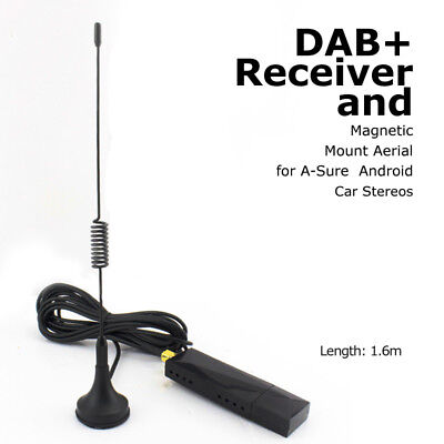 DAB+ Receiver Stick Dongle for A-Sure Android  Car Stereo