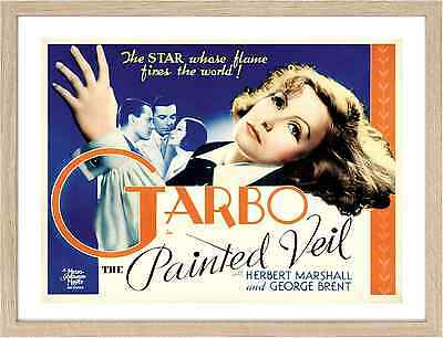 Framed A3 Classic Movie Posters 0663 The Painted Veil 2