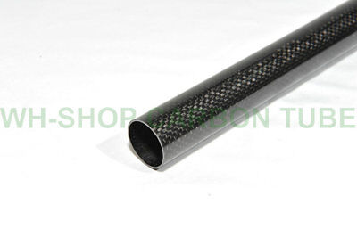 5mm OD X 3mm ID X 500MM 3k Carbon fiber tube/Carbon Tubing/supplier/pipe 5*3*500