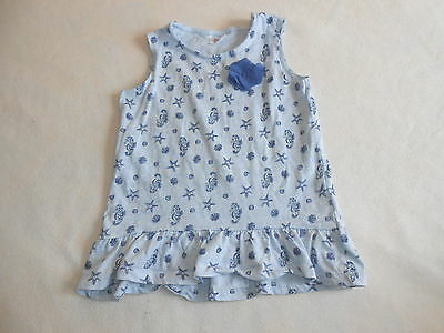 Baby Girls Clothes 12-18  Months - Cute T Shirt Top - Combine Postage&Save
