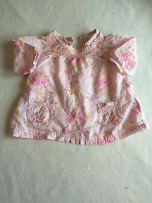 Baby Girls Clothes Newborn - Cute Next Top Blouse  - We Combine Postage