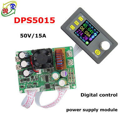 RD DPS5015 Programmable Power Supply module LCD color display voltage conveter
