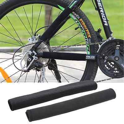 Bike Bicycle Cycling Frame Chain Stay Protector Care Cover Protection Guards