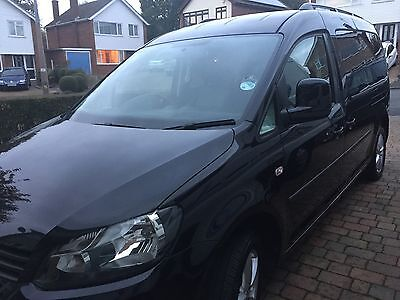 7 Seater Mobility Wheelchair Volkswagen Caddy Maxi Life C20 1.6 Tdi Dsg 2013