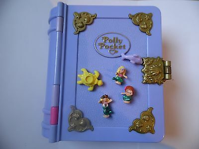 polly pocket avec personnages