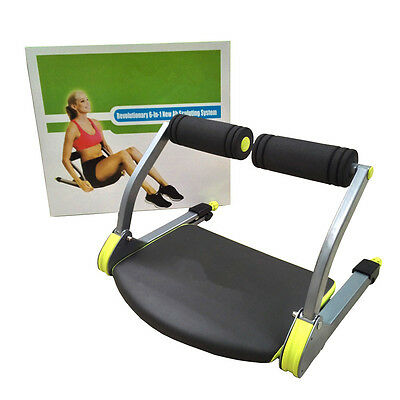 Home Smart Cord Ab Workout Fitness Training system Gym  Exercise Machine Wonder