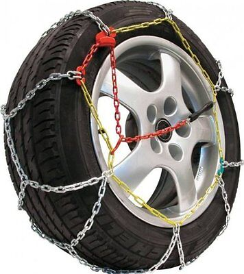 Snow/Ice Winter Traction Grip Chains for Car/Van - CAN SUPPLY FOR ANY VEHICLE