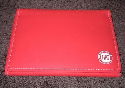2016 Fiat 500x Owners Manual (With Disc)