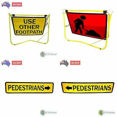 Tandem NBN T Telecommunication Tools Road / Street Signs Traffic Control Signage