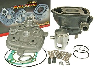 Cylinder Kit MALOSSI Sport 50cc / 10mm - YAMAHA Aerox 50 Type: 5BR (till 1999th)