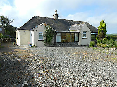 Pretty Country Cottage - South West Scotland