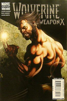 Wolverine: Weapon X (Vol 1) #   3 Near Mint (NM) CoverB Marvel Comics MODERN AGE