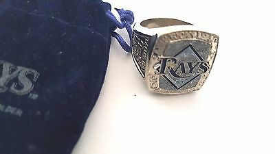 Tampa Bay Rays 2008 American League Champions Replica Ring BRAND NEW IN POUCH