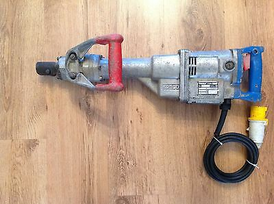 Kango 950 breaker , serviced, 110V GWO new chisels - Free P&P!