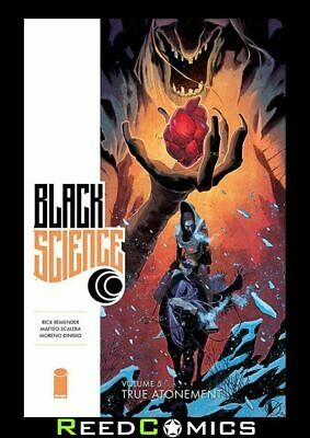 BLACK SCIENCE VOLUME 5 TRUE ATONEMENT GRAPHIC NOVEL New Paperback
