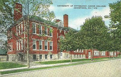 Johnstown, PA / University of Pittsburgh Junior College / 1940's / Lot L346
